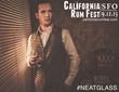 California Rum Festival NeatGlass Campaign