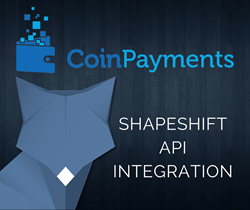 CoinPayments and ShapeShift Partnership