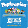 "New ""Mystery of the Map"" Island on Poptropica Reveals Intriguing Story..."