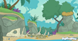 "New Poptropica Island: ""Mystery of the Map"""