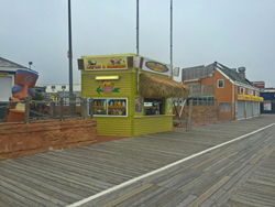 Maui Wowi on the Ocean City Boardwalk