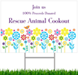 """Rescue Animal Cookout"" Announced at Verde Pointe..."