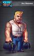 Crime Coast character Der Hammer