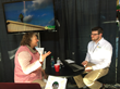 President/Founder Tyler Anderson discusses alternative energy at a recent convention