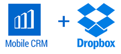 Dropbox integration introduced to Resco Mobile CRM