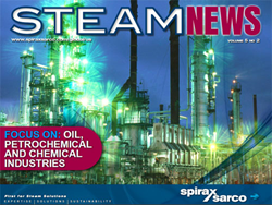 Get access to the May 2015 issue of SteamNews Magazine now.
