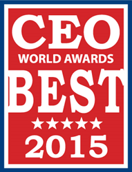 AssetLock™ Named CEO World Awards 'Startup of the Year' Gold Winner for Financial Services