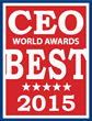 AssetLock™ Named Gold Winner in the 2015 CEO World Awards 'Startup of the Year' Category for Financial Services