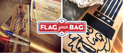 Which Wich® Superior Sandwiches Salutes the Troops with Flag Your Bag Campaign