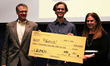 Winner of business plan competition
