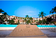 """Group Logos Specially Sculpted in Sand on Mexico's Shores At """"Beyond..."""