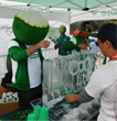 Coco Libre Ice Luge Sets New World Record at Bay to Breakers