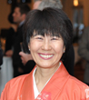 Ms. Kaoru Nishimura, RN, receives the John J. Humpal Award from the Simon Foundation for Continence