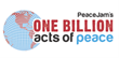 PeaceJam Foundation Announces Winners of its One Billion Acts of Peace...