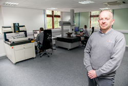 Jon Banner , General Manager, Verus Precision UK