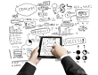 London School of Marketing highlights six ways that mobile technology...