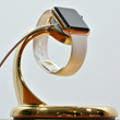 TockDock Gold Edition Bedside Stand For Apple Watch Edition