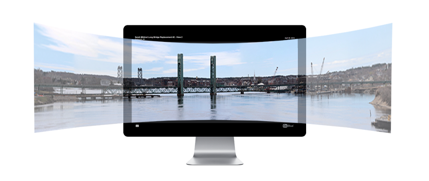 Oxblue announces new panoramic feature for its ptz for Ptz construction