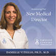 Danielle Vitiello, MD of Fertility Centers of New England, Named New Medical Director