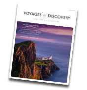 Voyages of Discovery's New Itineraries 2016