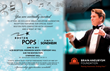 Boston Pops & Renowned Conductor Keith Lockhart to Join the Brain Aneurysm Foundation for the 4th Annual Brain Aneurysm Foundation Night at the Pops