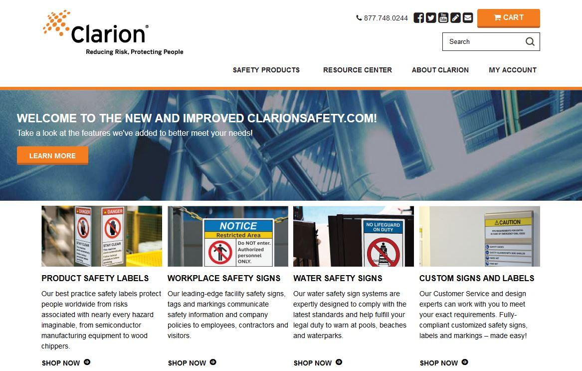 Clarion Safety Systems Announces the Launch of Its New and ...