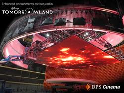 DPS Cinema Enhanced Environments | Disney's Tomorrowland
