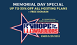 HUB partners with Hope For The Warriors for a Memorial Day Campaign