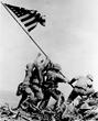 Ira Hayes at Iwo Jima