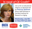 Home Care Assistance Offers Educational Webinar for CE Credit