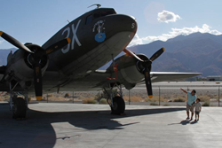 17th Annual Memorial Day Flower Drop and Air Fair at the Palm Springs Air Museum