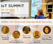 Security Panel Includes SafeLogic's Ray Potter at ReWork IoT Summit in Boston