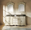 Classico 72″ Double Vanity in White 206-001-5521 from James Martin Furniture
