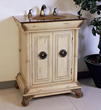 28″ Antique Ivory Vanity LF60 from Legion Furniture
