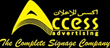 Access Ads Abu Dhabi Launched New Website Targeting UAE Sign Industry