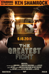 The Greatest Fight Movie Poster