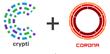 Crypti & Corona Announce Strategic, Dapp Focused Partnership