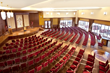 At the heart of the Church of Scientology Community Center is the L. Ron Hubbard Community Auditorium