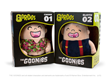 Chunk and Sloth from The Goonies: Now Available as Collectible Plush...