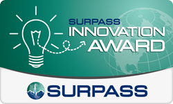 Surpass Innovation Award Logo