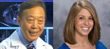 Dr. John Chao and Dr. Jessica Goldenberg