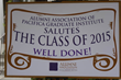 Alumni Association of Pacifica Graduate Institute congratulated 2015 Graduates