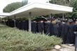 Pacifica Graduation Institute - 2015 Graduates preparing for processional at Commencement Ceremonies