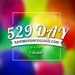 Savingforcollege.com's 529 Day Campaign Aims to Raise Awareness for #1 Financial Concern