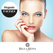 Bella Reina Awes Delray Beach Facial Fans with Organic Skin Care