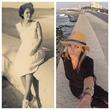 Havana, Cuba in 1945 and 2015