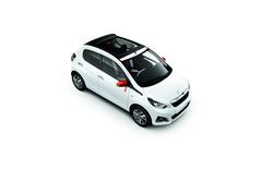 Peugeot 108 2015 Roland Garros