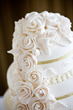 Sheraton Reston Hotel - wedding cake