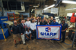 Marlin Steel Earns SHARP Safety Award from OSHA!
