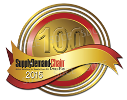 Suuply & Demand Chain Executive 100 awards logo